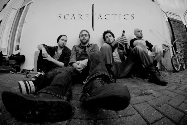 Scare Tactics Band